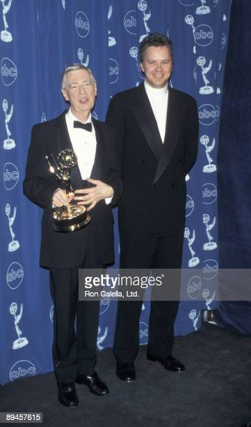 Fred Rogers and Tim Robbins