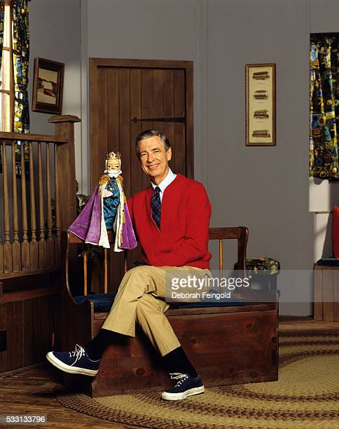 Fred Rogers was the host of the popular longrunning public television children's show Mister Rogers' Neighborhood