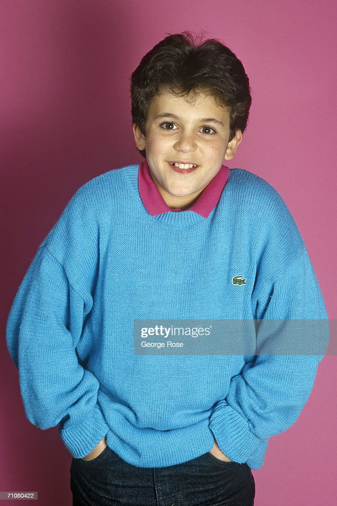 Fred Savage, star of the hit TV show