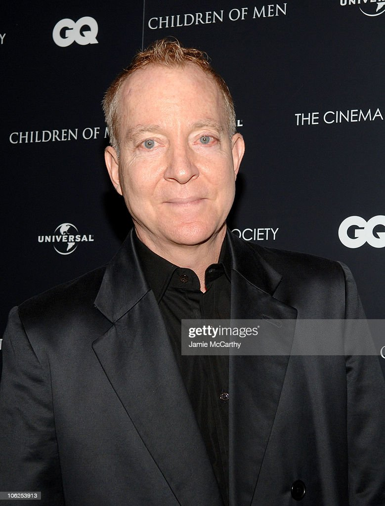 "The Cinema Society and GQ Host a Screening of ""Children of Men""  - Arrivals"