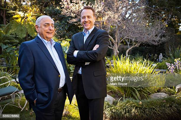 Fred Silverman and Robert Greenblatt
