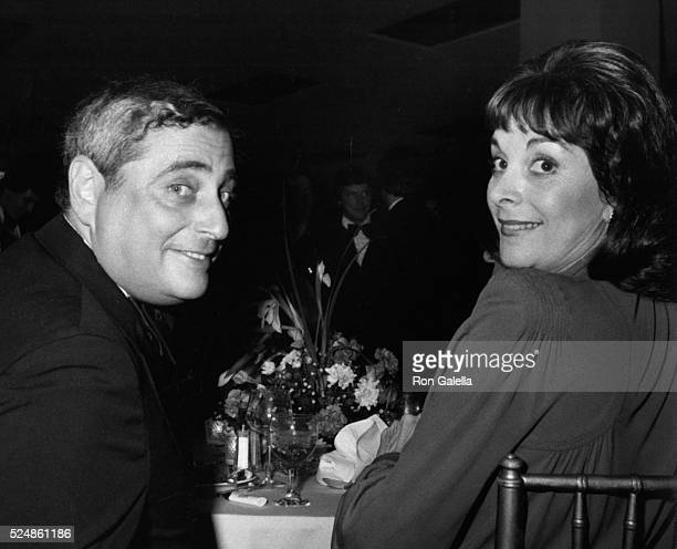 Fred Silverman and Ruth Batchelor attend 30th Anniversary Party Honoring Bob Hope on January 11 1981 at NBC TV Studios in Burbank California