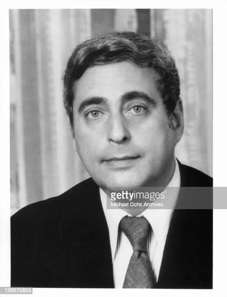 Fred Silverman circa 1975
