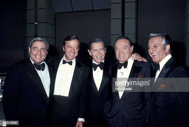Fred Silverman guest Milton Berle Bob Hope and Danny Thomas