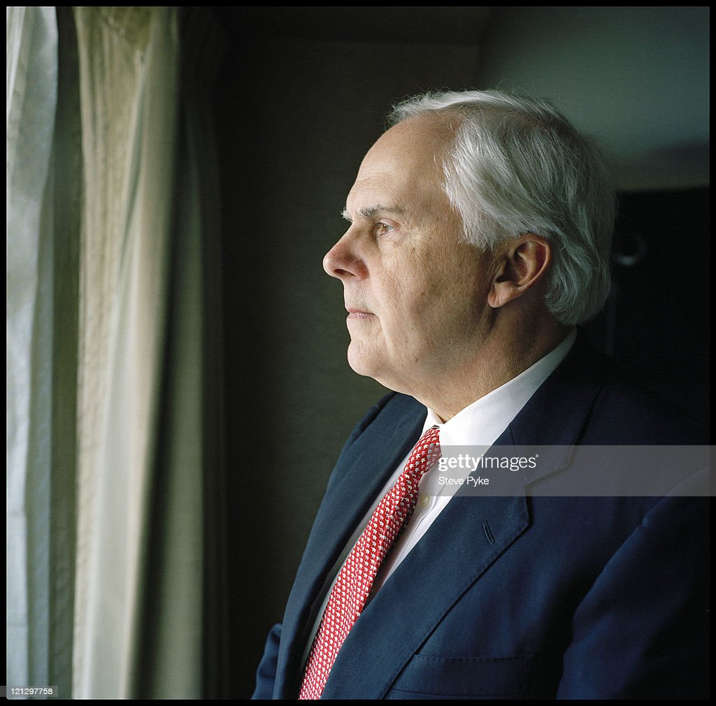 Fred Smith, Fortune Magazine, March 16, 2009 : News Photo