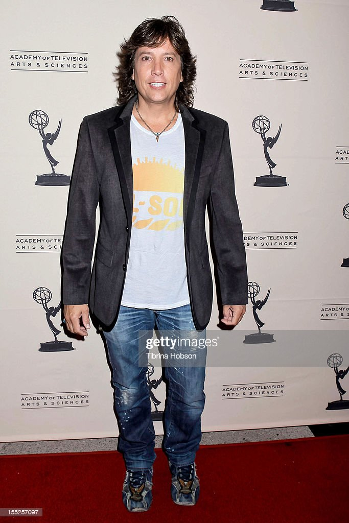 Fred Tallaksen attends the Academy of Television Arts & Sciences' 'The Choreographers: Yesterday, Today & Tomorrow' event at Leonard H. Goldenson Theatre on November 1, 2012 in North Hollywood, California.