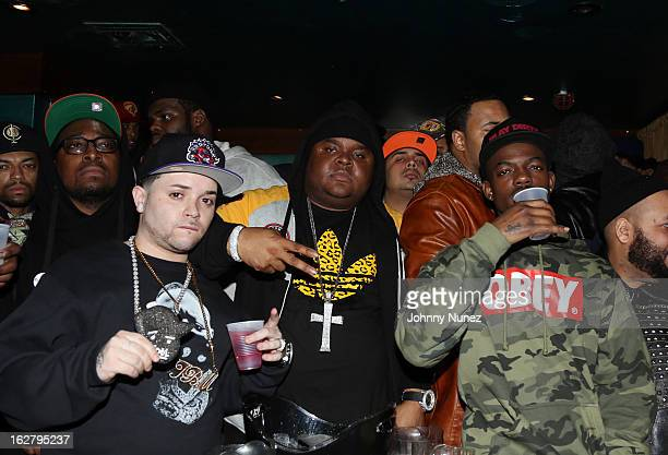 Fred The Godson attends SOB's on February 26 2013 in New York City