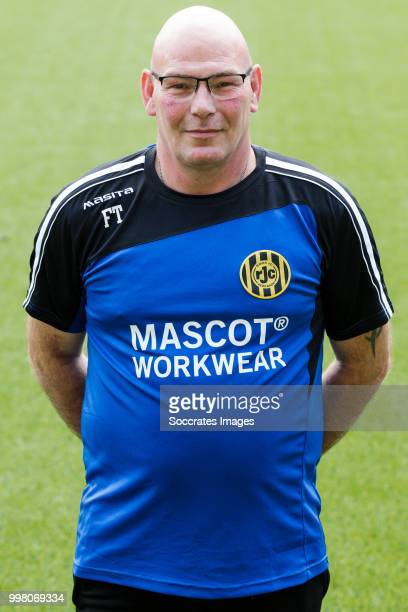 Fred Thomassen during the Photocall Roda JC at the Parkstad Limburg Stadium on July 12 2018 in Kerkrade Netherlands