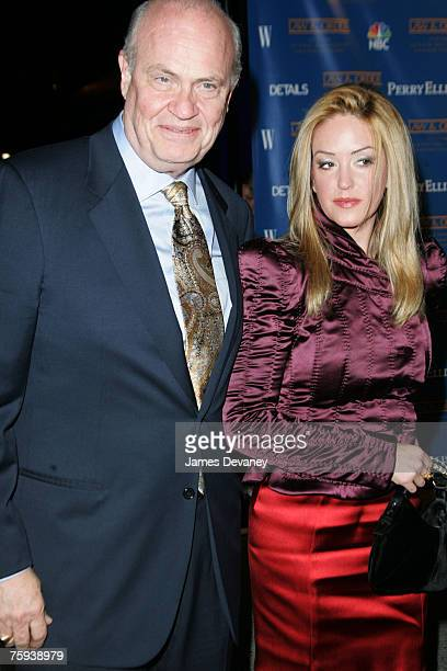 Fred Thompson and Jeri Thompson