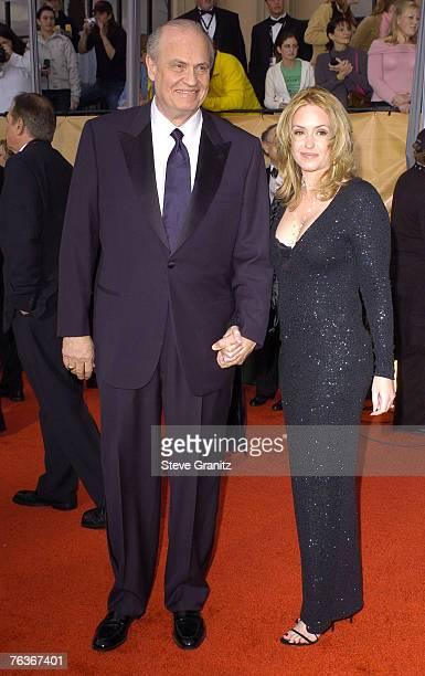 Fred Thompson and wife Jeri Kehn