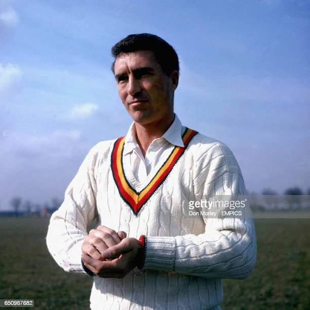 Fred Titmus Surrey and England