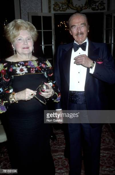 Fred Trump and wife