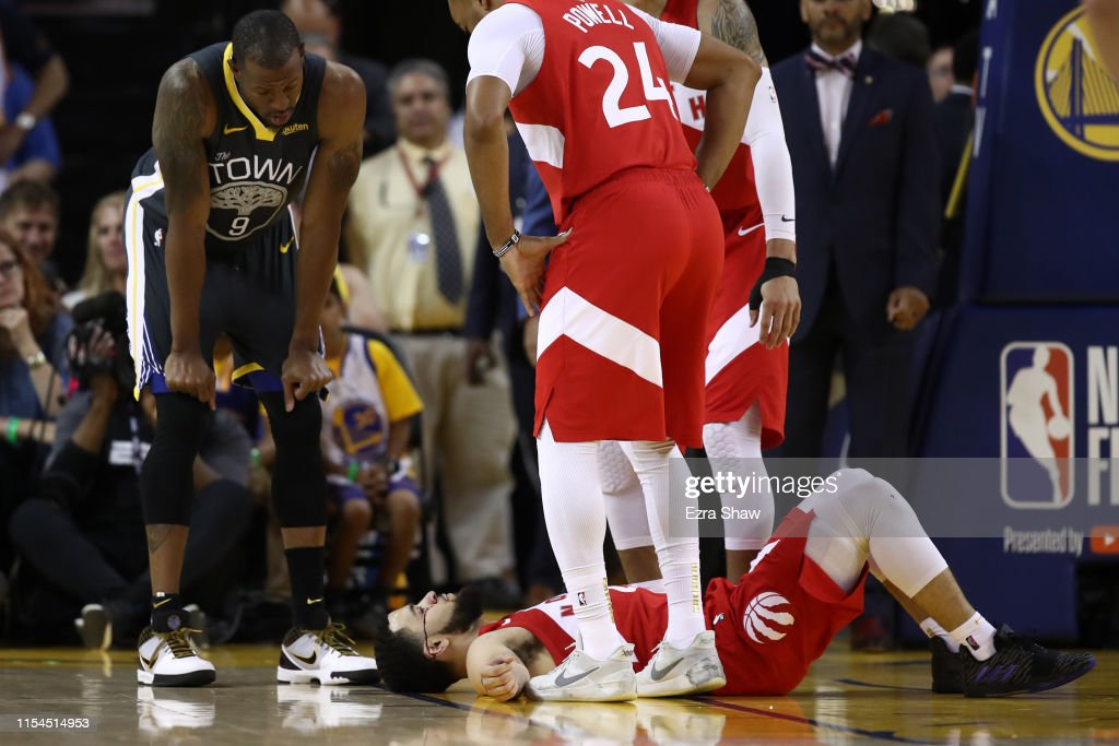 2019 NBA Finals - Game Four : News Photo