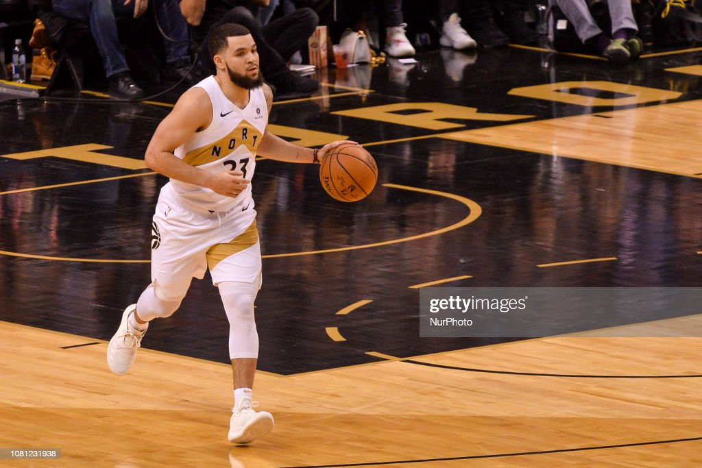 Toronto Raptors v Brooklyn Nets - NBA Regular Season Game : ニュース写真