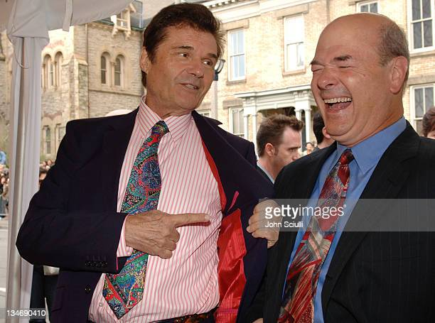 Fred Willard and Larry Miller during 31st Annual Toronto International Film Festival For Your Consideration Premiere at Roy Thompson Hall in Toronto...