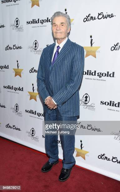 Fred Willard attends the CATstravaganza fundraiser and celebrity musical featuring Hamilton's Cats in support of the homeless animals of Los Angeles...