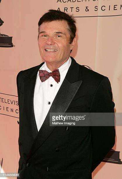 Fred Willard during 57th Annual Los Angeles Area Emmy Awards Arrivals Reception at Leonard H Goldenson Theatre in North Hollywood California United...