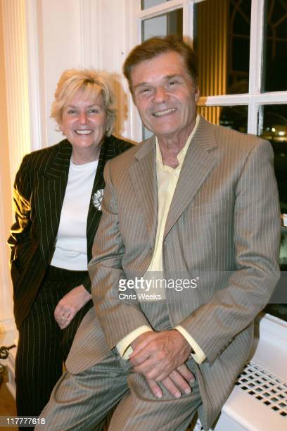 Fred Willard during BlackBerry Curve from ATT Launch Party Inside at Regent Beverly Wilshire in Beverly Hills California United States