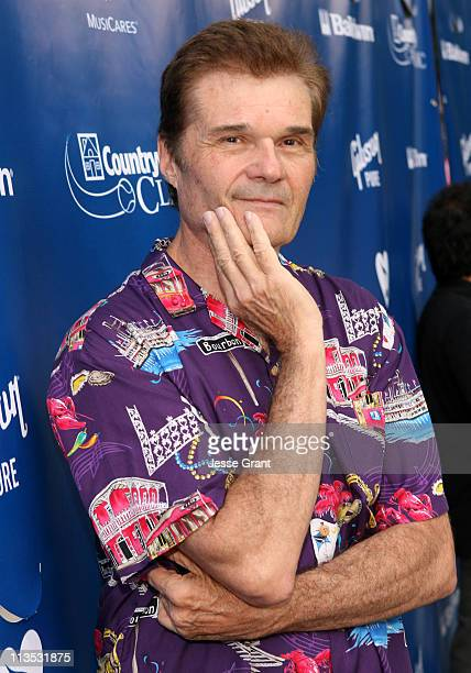 Fred Willard during Gibson and Baldwin Host 2006 Night at the Net Red Carpet at Los Angeles Tennis Center in Los Angeles California United States