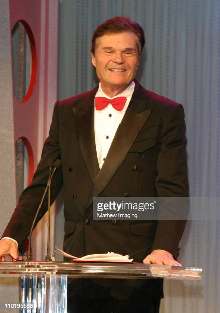 Fred Willard, host during 8th Annual Art Directors Guild Awards - Show at The Beverly Hiton Hotel in Beverly Hills, California, United States.