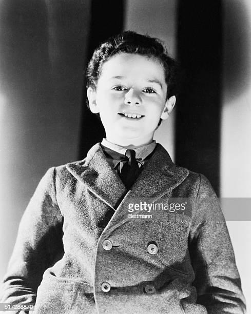 Freddie Bartholomew, ten-year-old MGM Player.