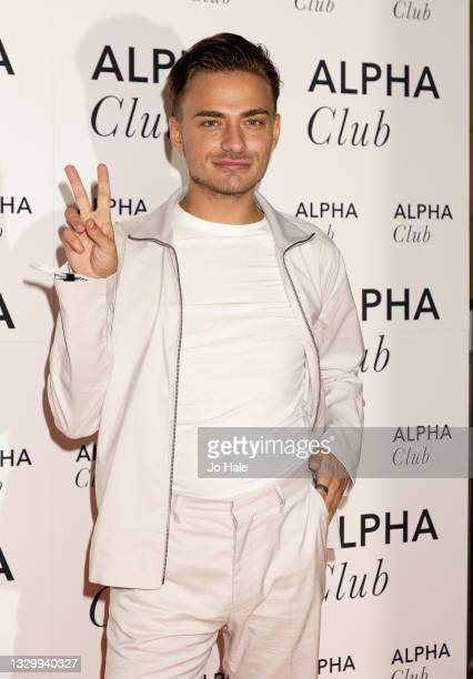 Freddie Bentley attends The Best of the West End Concert at the Royal Albert Hall on July 21, 2021 in London, England.