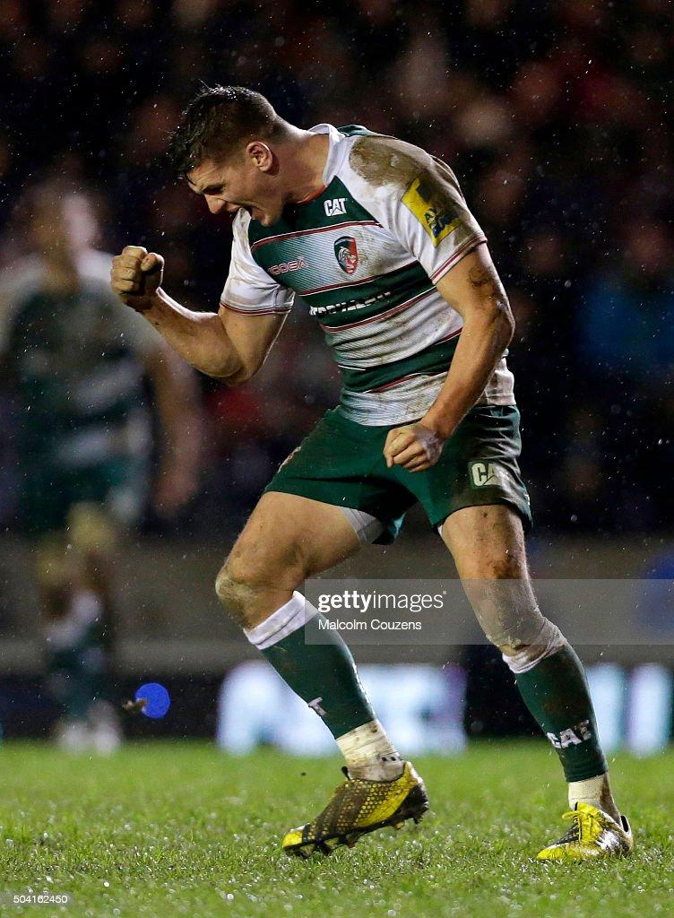 Leicester Tigers v Northampton Saints - Aviva Premiership