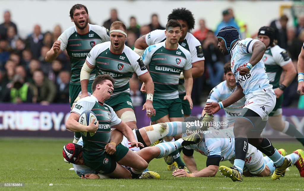 Leicester Tigers v Racing 92  - European Rugby Champions Cup Semi Final