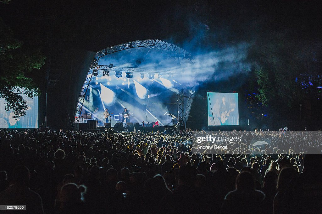 Kendal Calling 2015 - Day 2 : News Photo