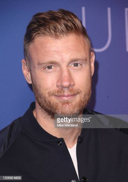 Freddie Flintoff attends the Sky Up Next 2020 at Tate Modern on February 12, 2020 in London, England.