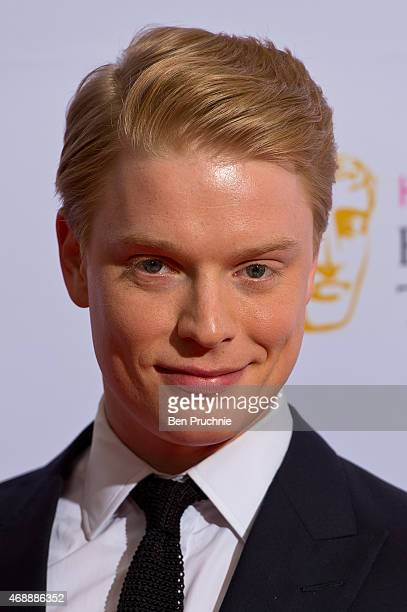 Freddie Fox attends a photocall as the nominations are announced for the House of Fraser British Academy Television Awards at BAFTA on April 8 2015...