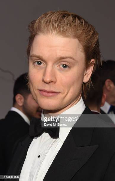 Freddie Fox attends the Hope and Homes for Children 'Once Upon A Time Ball' at One Marylebone on March 8 2018 in London England