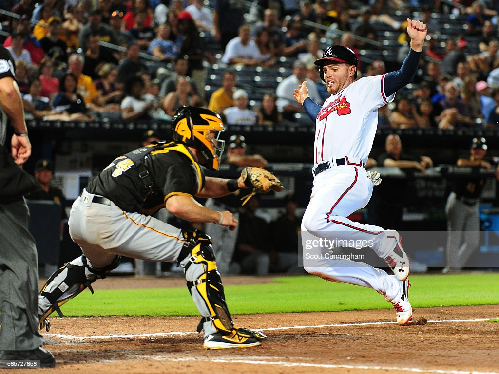 Pittsburgh Pirates v Atlanta Braves