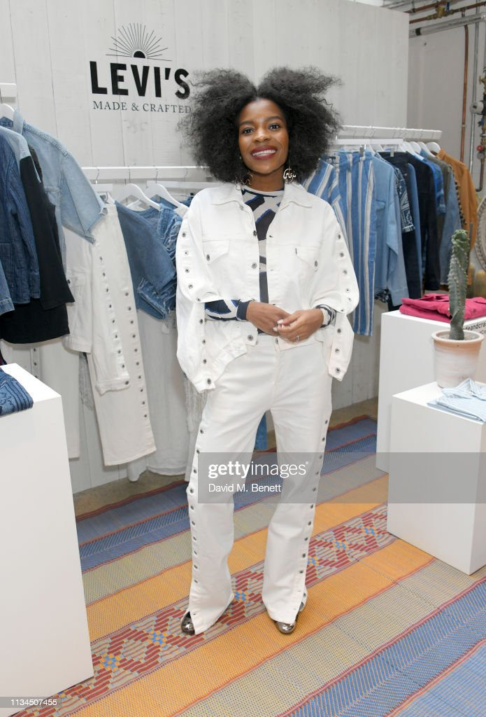 GBR: Levi's ® Made & Crafted ® SS19 Showcase At Wild By Tart