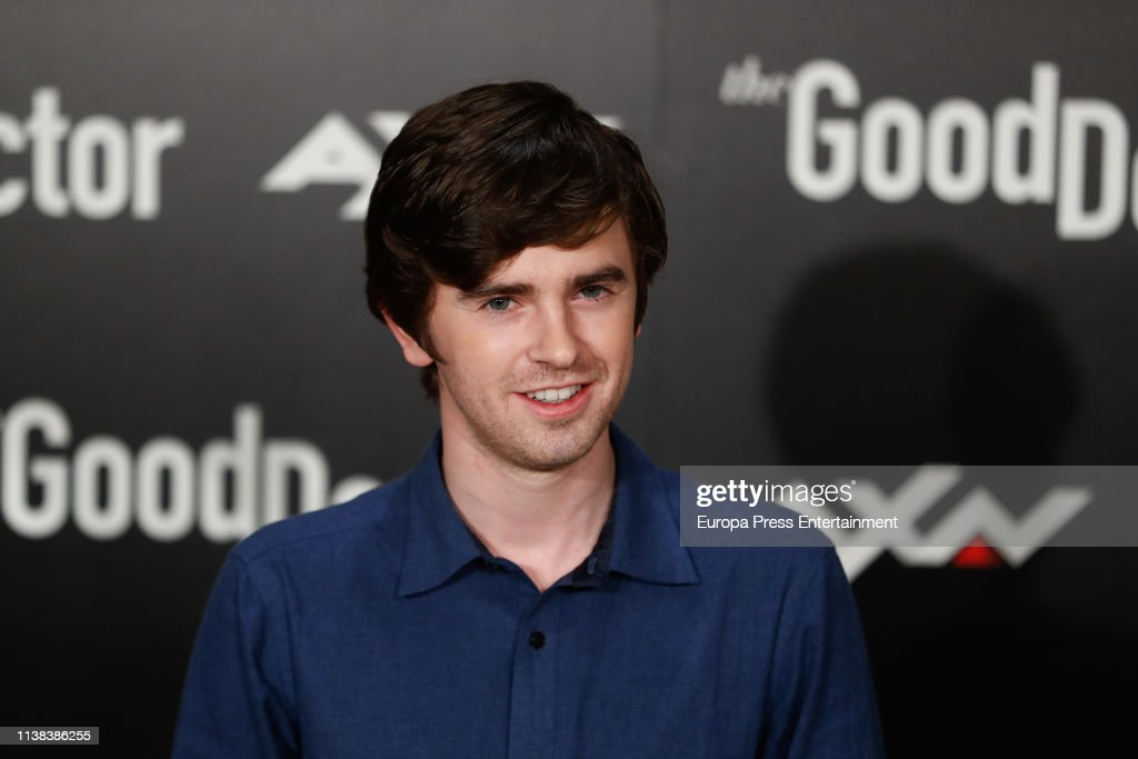 ESP: 'The Good Doctor' Madrid Photocall