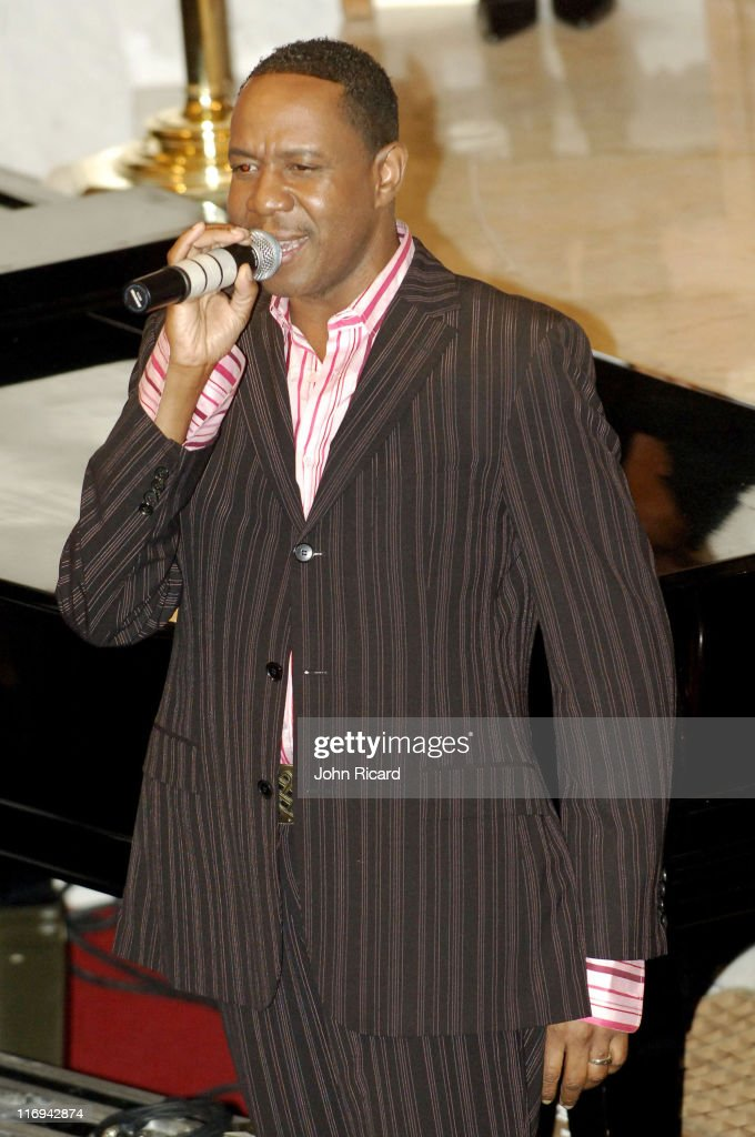KISS FM Musical Tribute to Luther Vandross - July 11, 2005