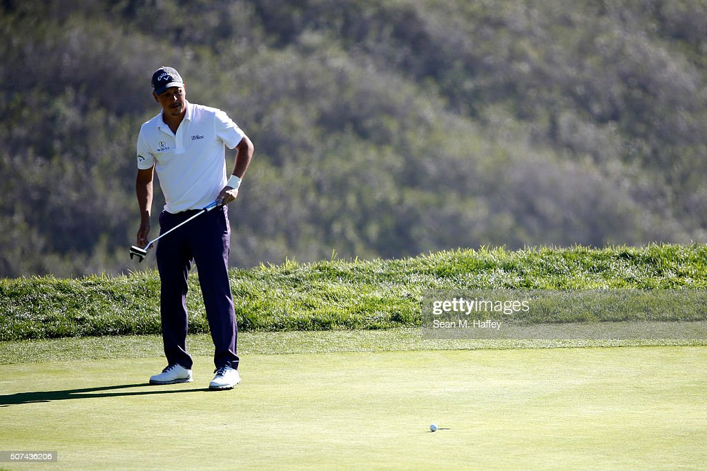 Farmers Insurance Open - Round Two