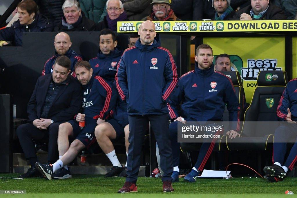 Norwich City v Arsenal FC - Premier League : News Photo
