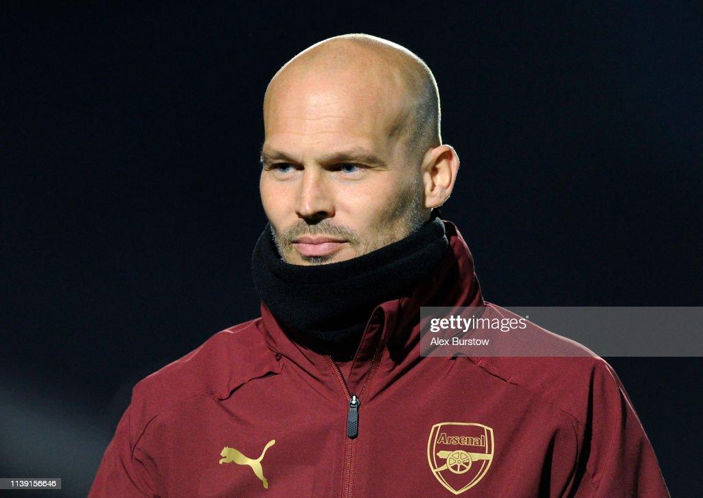 Arsenal v West Ham United - Premier League 2 : ニュース写真