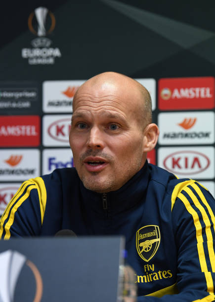 BEL: Arsenal FC Press Conference