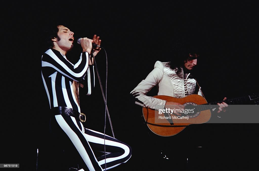 Queen Performs Live : News Photo