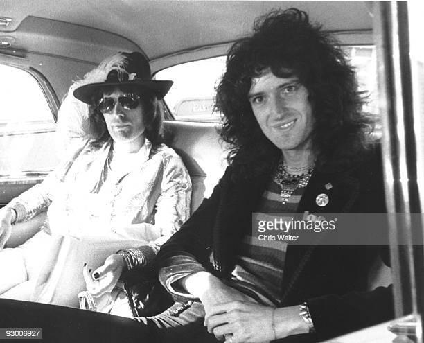 QUEEN 5/75 Freddie Mercury Brian May © Chris Walter