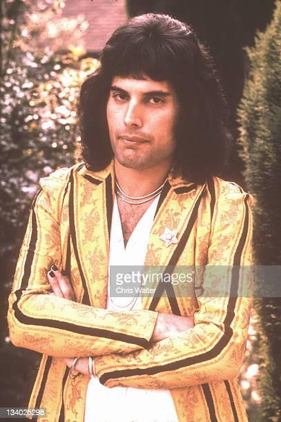 Freddie Mercury © Chris Walter