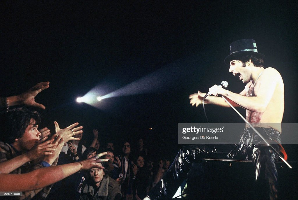 Queen in Concert : News Photo