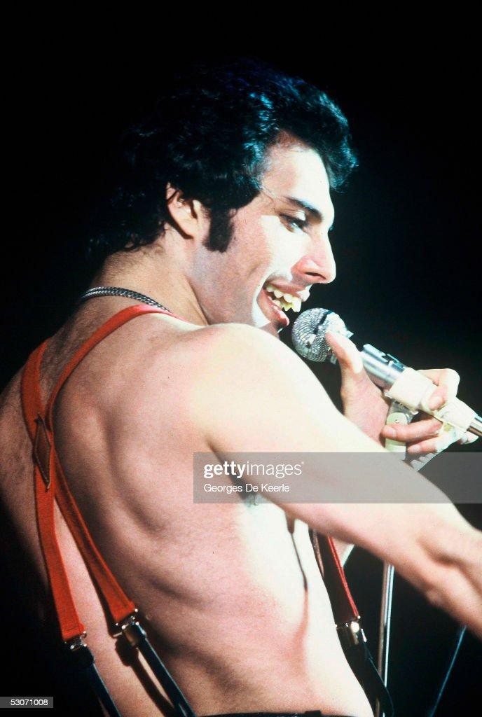 Queen in Concert : News Photo