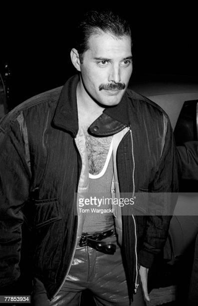 Freddie Mercury sighting on circa 1986 in London England