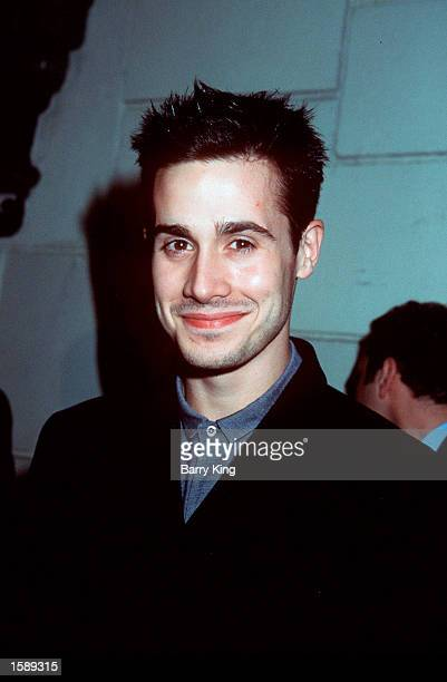 """Freddie Prinze Jr. At the """"She's All That"""" Premiere in Los Angeles, CA, January 19, 1999."""