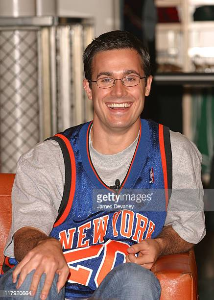 Freddie Prinze Jr during The NBA Store Presents 'Read to Achieve Reading Timeout' at NBA Store in New York City New York United States