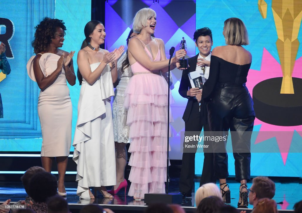 The 8th Annual Streamy Awards - Show : News Photo