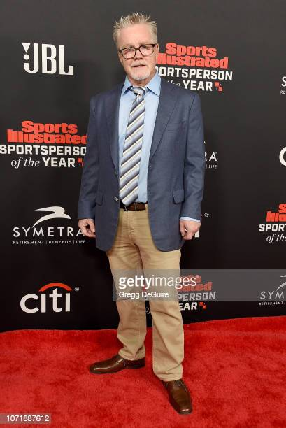 Freddie Roach attends the Sports Illustrated Sportsperson Of The Year Awards at The Beverly Hilton Hotel on December 11 2018 in Beverly Hills...